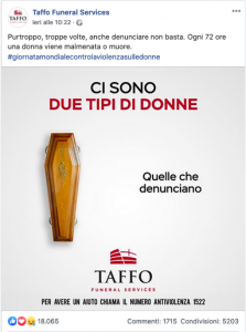 post facebook taffo 1 violenza donne